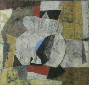 Serpentine Falmouth Art Gallery - Bryan Ingham White Jug at Jollytown
