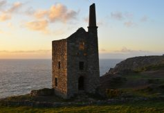 A1 West Wheal Owles sunset 2 June 2015 - Ainsley Cocks 96dpi
