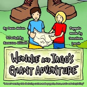 Wennie and Jagos Giant Adventure