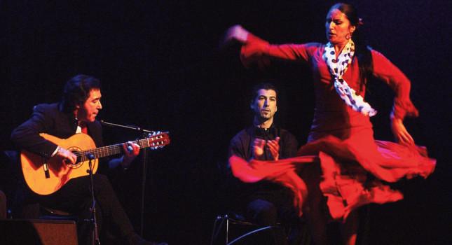 Juan Martin's Flamenco Trio