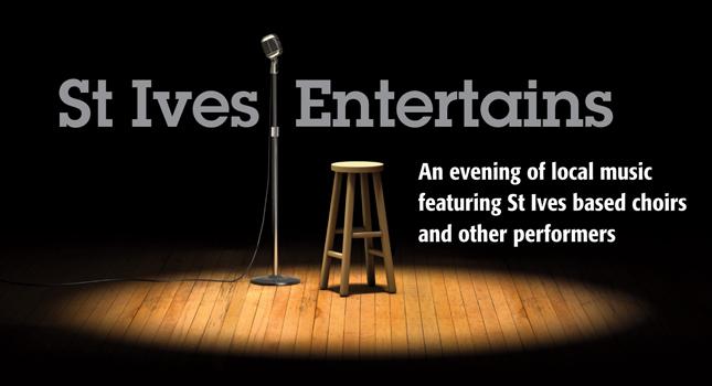 St Ives Entertains