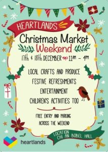 Heartlands Christmas Market Christmas Shopping