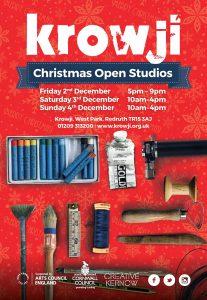 Krowji Christmas Open Studios