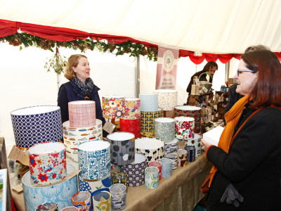 Outlaw Craft Fair Falmouth Christmas Shopping
