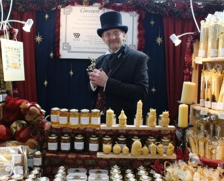 Victorian Christmas Market Christmas Shopping Truro