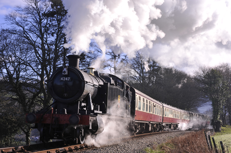 bodmin-wenford-railway-winter-steam-up