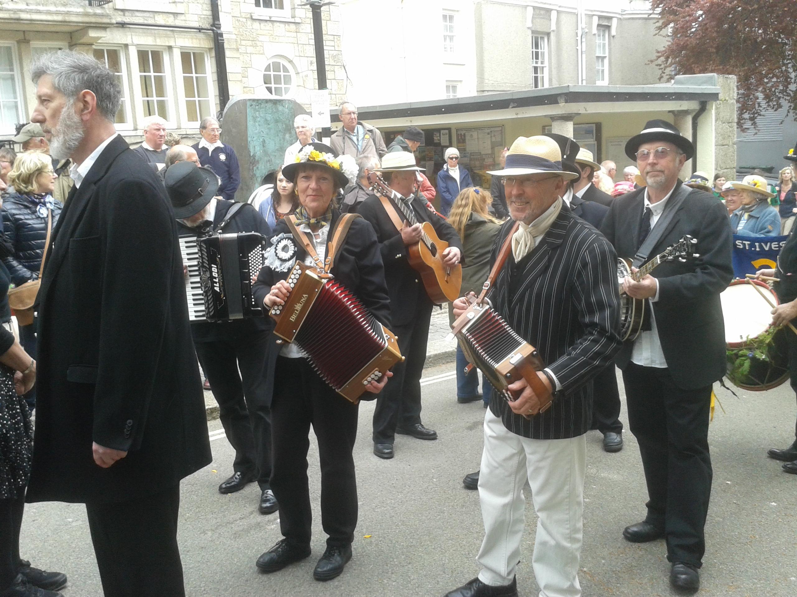St Ives Feast Bagas Porthia Cornwall 365 Cornish Cultural Calendar