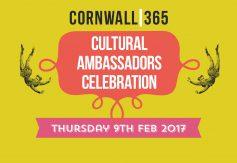 Cornwall 365 Cultural Ambassadors Celebration The Old Bakery