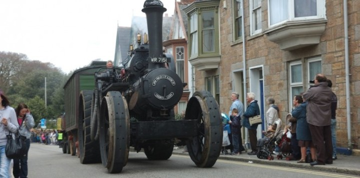 Trevithick Day Cornwall 365 Cornish Cultural Calendar