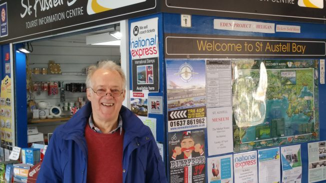Andy Ward Cornwall 365 Ambassador of the Month March 2017