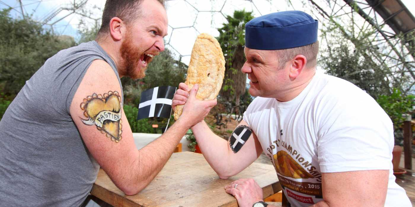 World Pasty Championships Eden Project March Top Picks Cornwall 365