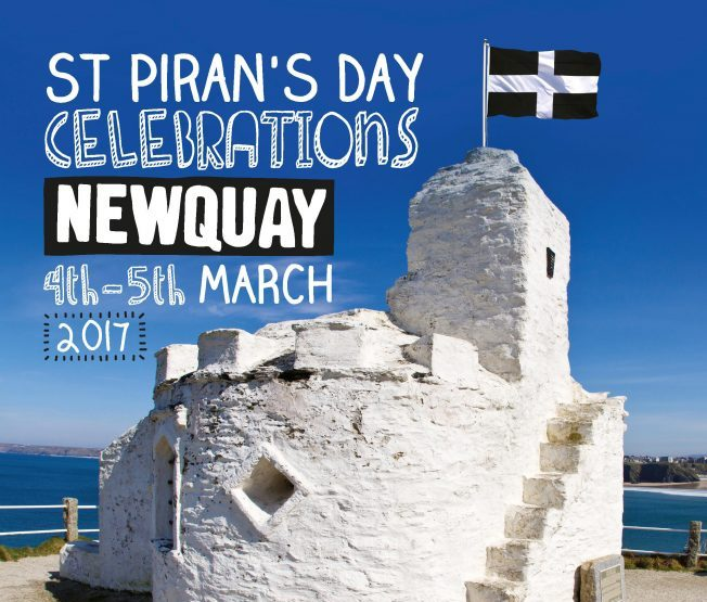 Cornwall 365 St Piran's Day 2017 Newquay