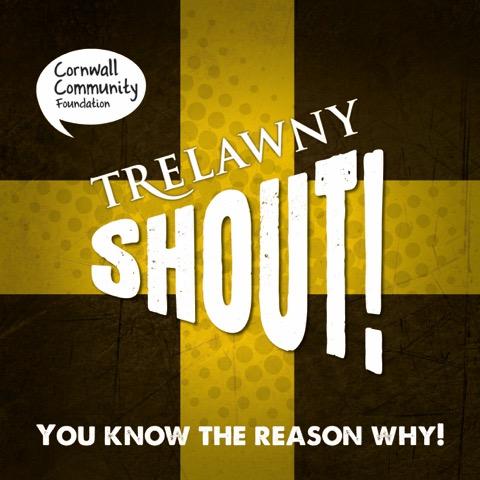 Cornwall 365 St Piran's Day 2017 Trewlawny Shout