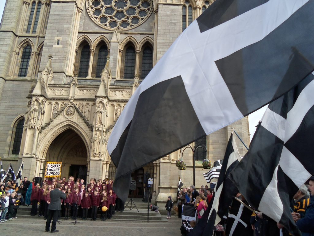 Cornwall 365 St Piran's Day 2017 Truro