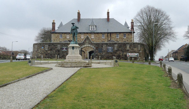 Cornwall Regimental Museum