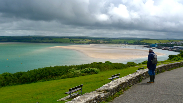 St Saviours Point Padstow. Photo Peter Skynner