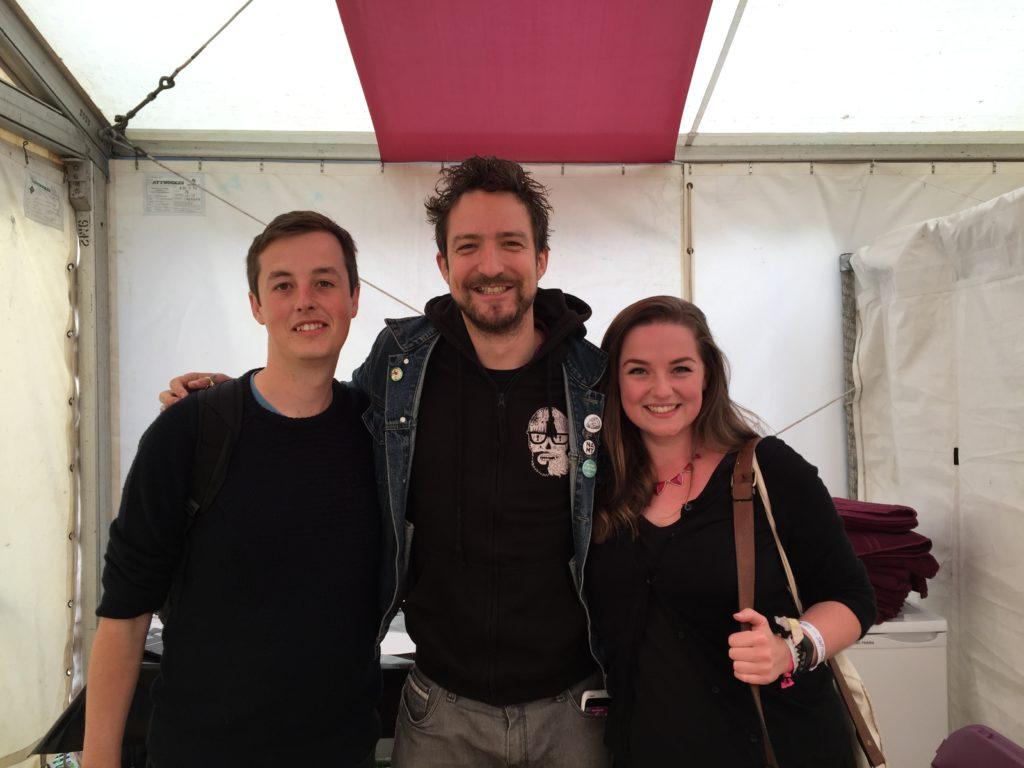Frank Turner Cornwall 365 Cornish